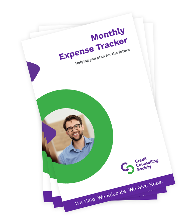 Excel personal monthly expense tracker spreadsheet