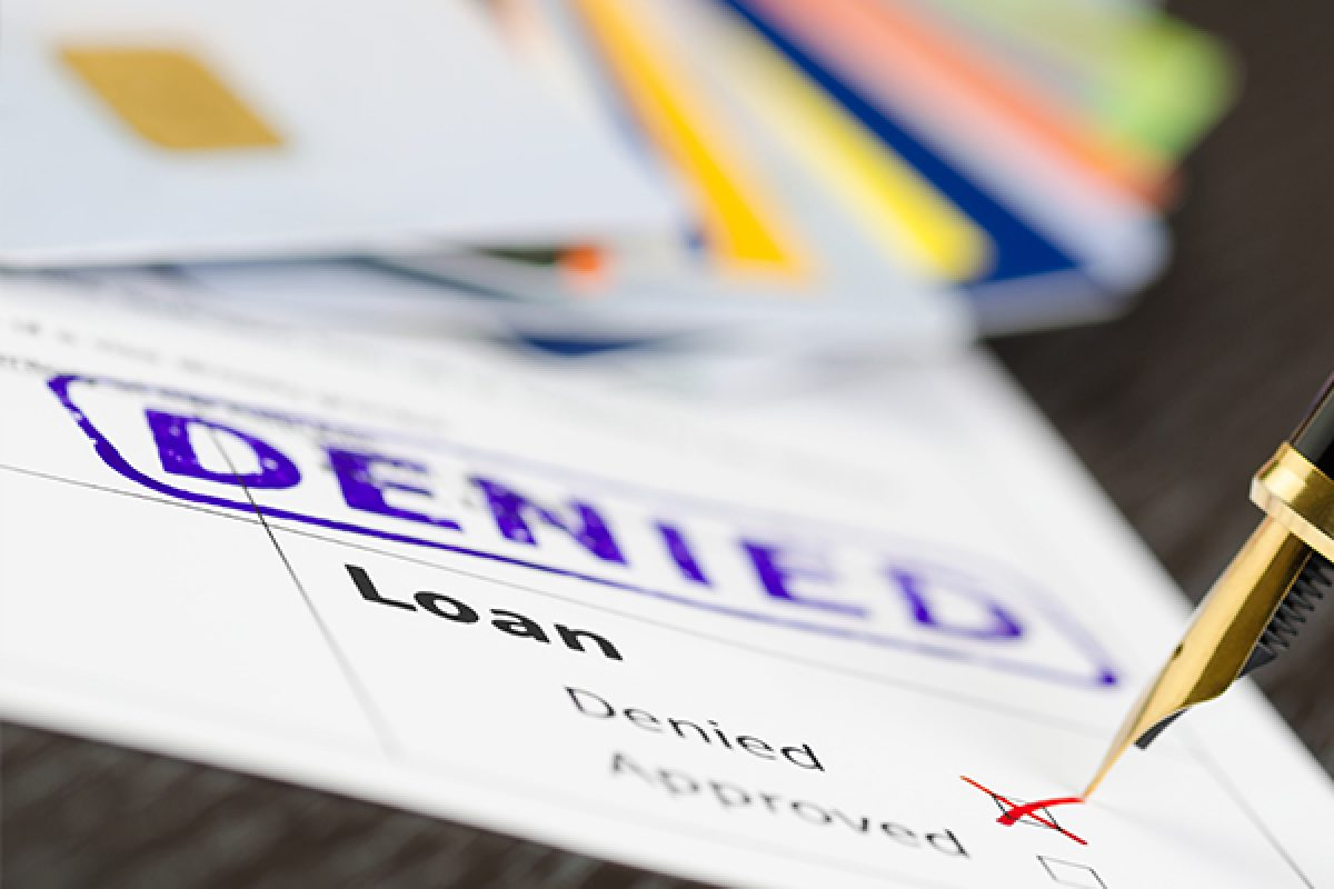 Top 5 Reasons People Are Declined For Debt Consolidation Loans