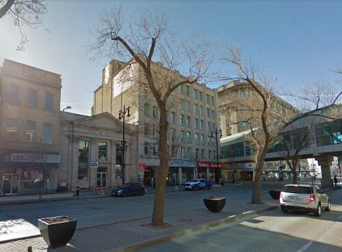 Winnipeg Office Credit Counselling Society