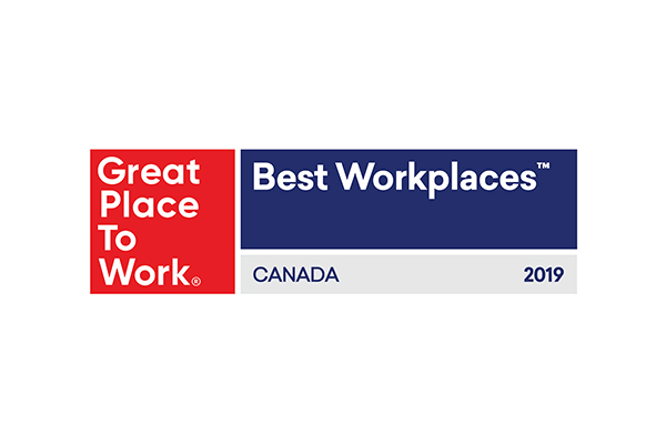 Canada's best workplaces logo