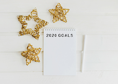 New Year's Resolutions: How to Set and Achieve Specific Financial Goals in 2020