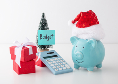 How to manage debt during the holidays.