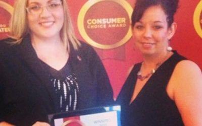 Credit Counselling Society Wins Consumer Choice Award in Winnipeg, Manitoba