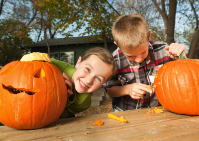Affordable family fun for Halloween