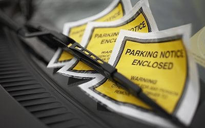 How do Parking Tickets Affect your Credit?