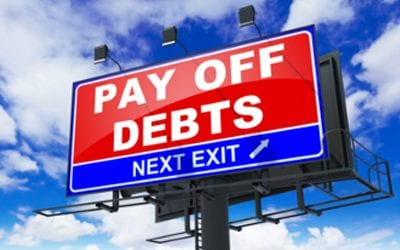 The First Step in Paying Off Debt When You're Struggling
