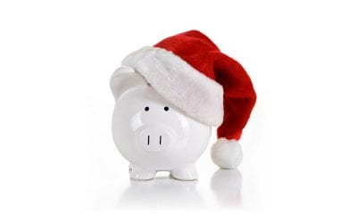 Christmas Budgeting: It's Not Too Late