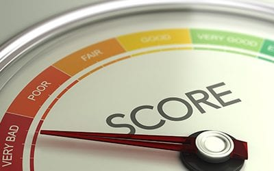 Does your credit score fall every time someone checks it?