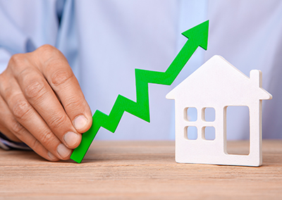 When mortgage rates rise it will be challenging for a lot of Canadians.