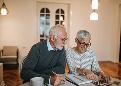 Help a Senior Parent Budget & Manage Money