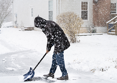 Winter clean up can be a big unexpected expense and even lead to reduced income.
