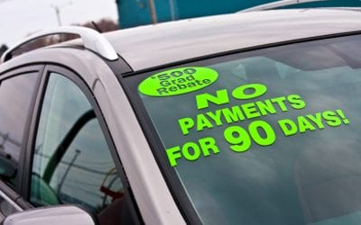 New Car Offers and Financing Incentives Could End Up Costing You More