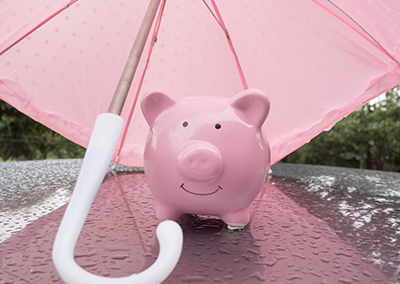 How to Weather the Financial Storms of Life | Preparing for Financial Problems