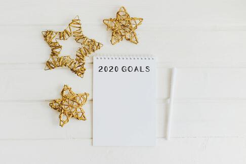 2020 Goal Setting.