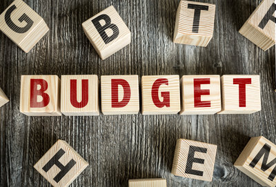 Track your expenses and create a budget