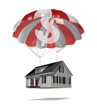 What to think about before taking money out of your home with a second mortgage.