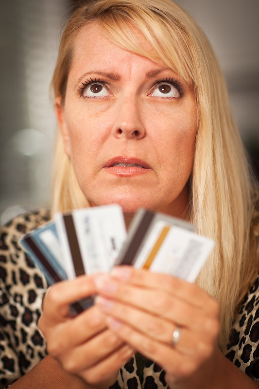 Woman Wants to Consolidate Debts