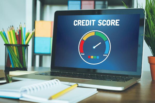 credit score ranges online