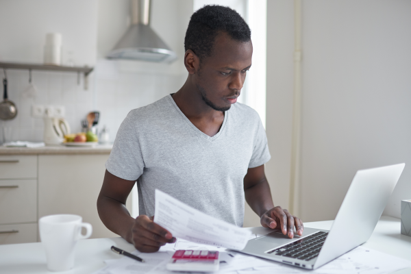 Student Researching Why Get a Student Loan
