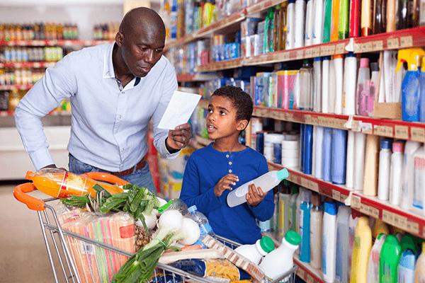 Teaching Kids Budgeting
