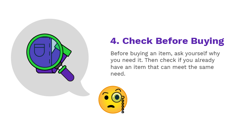 Check Before Buying